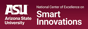 National Center of Excellence on SMART Innovations Logo